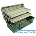 Multi Purpose Plastic Tool Box 420x200x180mm B-420