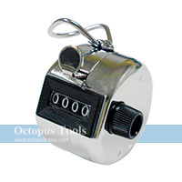 Handheld Tally Counter 4 Digit Display