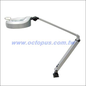 Magnifier Lamp with Clamp (220V)