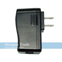 Adapter with USB port, 5V-1A