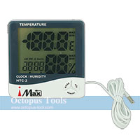 Temp.& Humidity Monitor HTC-2