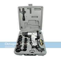 Air Impact Wrench Set (1/2