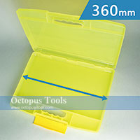 Plastic Box (360 x 275 x 46 mm)