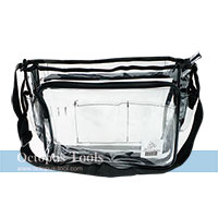 Cleanroom Tool Bag 2 Compartments