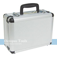 Aluminum Storage Case (305 x 225 x 130 mm)