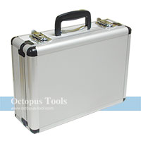 Aluminum Storage Case (370 x 270 x 130 mm)