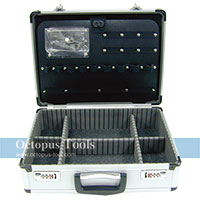 Aluminum Storage Case (Number Lock, 400 x 300 x 150 mm)