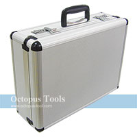 Aluminum Storage Case w/ Number Lock 450x325x170mm