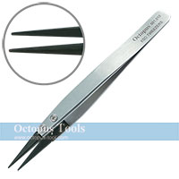 ESD Replacement Tweezers Fine Point Tip