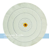 Extra Thick Cotton Polishing Wheel