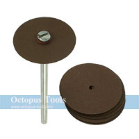 Cut-off Wheel/Disc Dia. 22mm For Cutting Ceramic One Mandrel Included