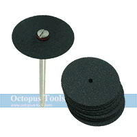 Cut-off Wheel/Disc Dia. 25mm For Cutting Metal One Mandrel Included