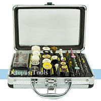 Rotary Tool Set With Box