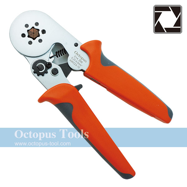 Hexagonal Self-adjusting Crimping Tools